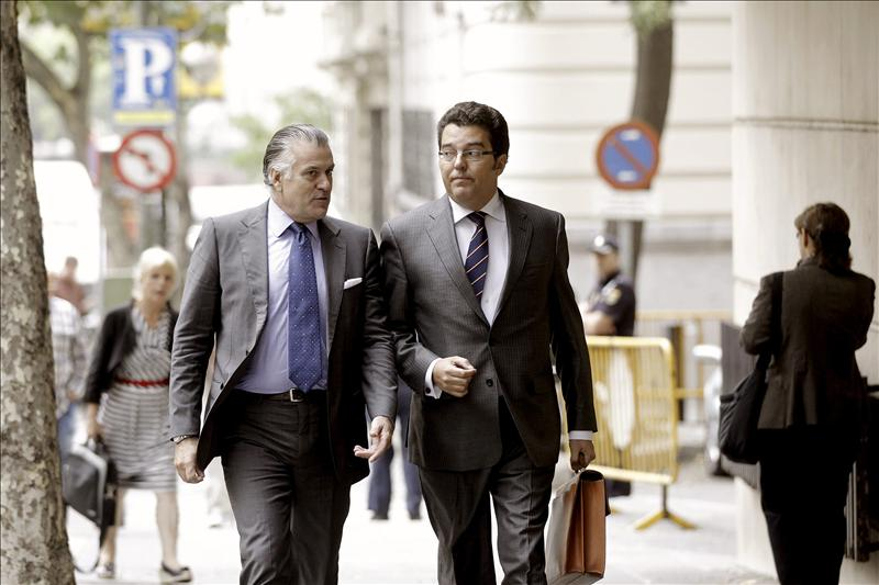 Sanchís desmiente que Bárcenas esté vinculado a la empresa de su familia
