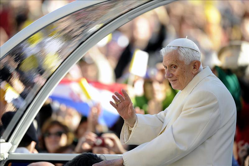 Según San Malaquías, el sucesor de Benedicto XVI será el último papa