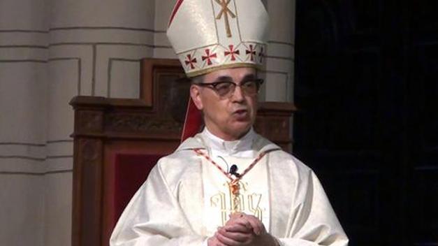Cardenal Santos Abril y Castelló, Arcipreste de la Basílica Papal de Santa María la Mayor