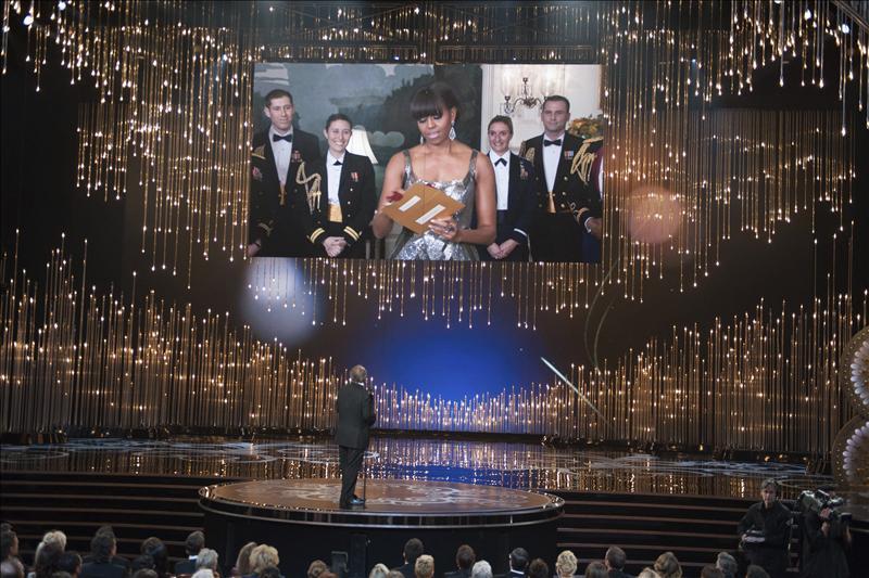 La aparición de Michelle Obama y el Óscar a «Argo», cuestionado por medios iraníes