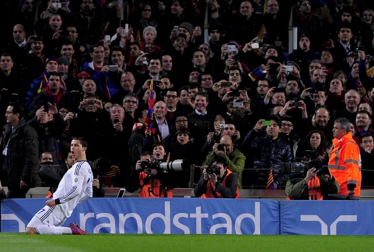 Así vivimos las semifinales de la Copa del Rey: Barcelona – Real Madrid: Los hombres de Mourinho se pasean en el Camp Nou