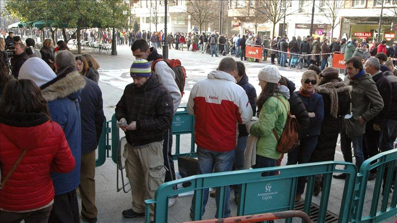 Agotadas en cautro horas las entradas para el concierto de Springsteen en Gijón