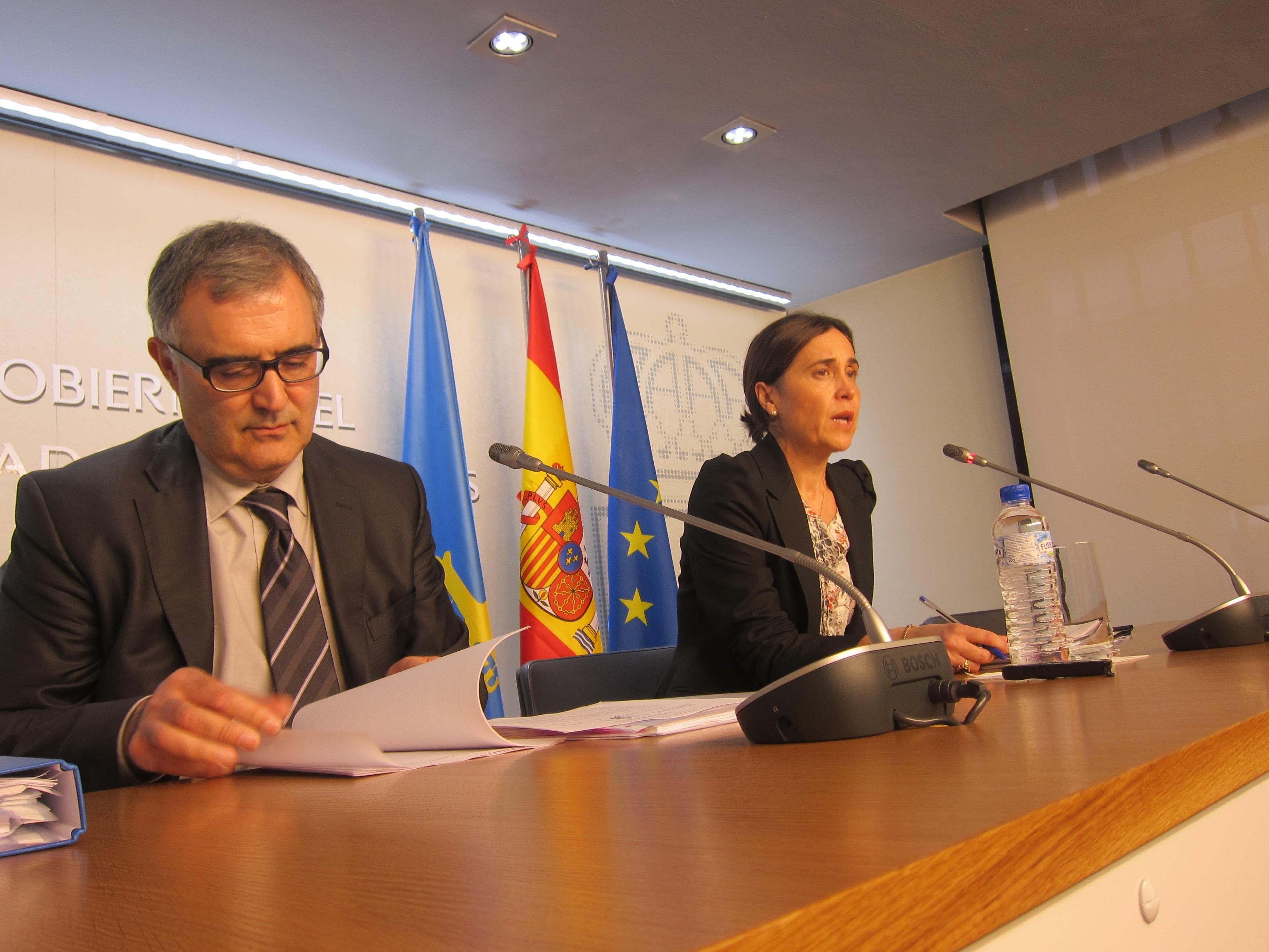 Asturias ve «excesivo» e «injustificado» el objetivo de déficit de 0,7% para las CCAA en 2013