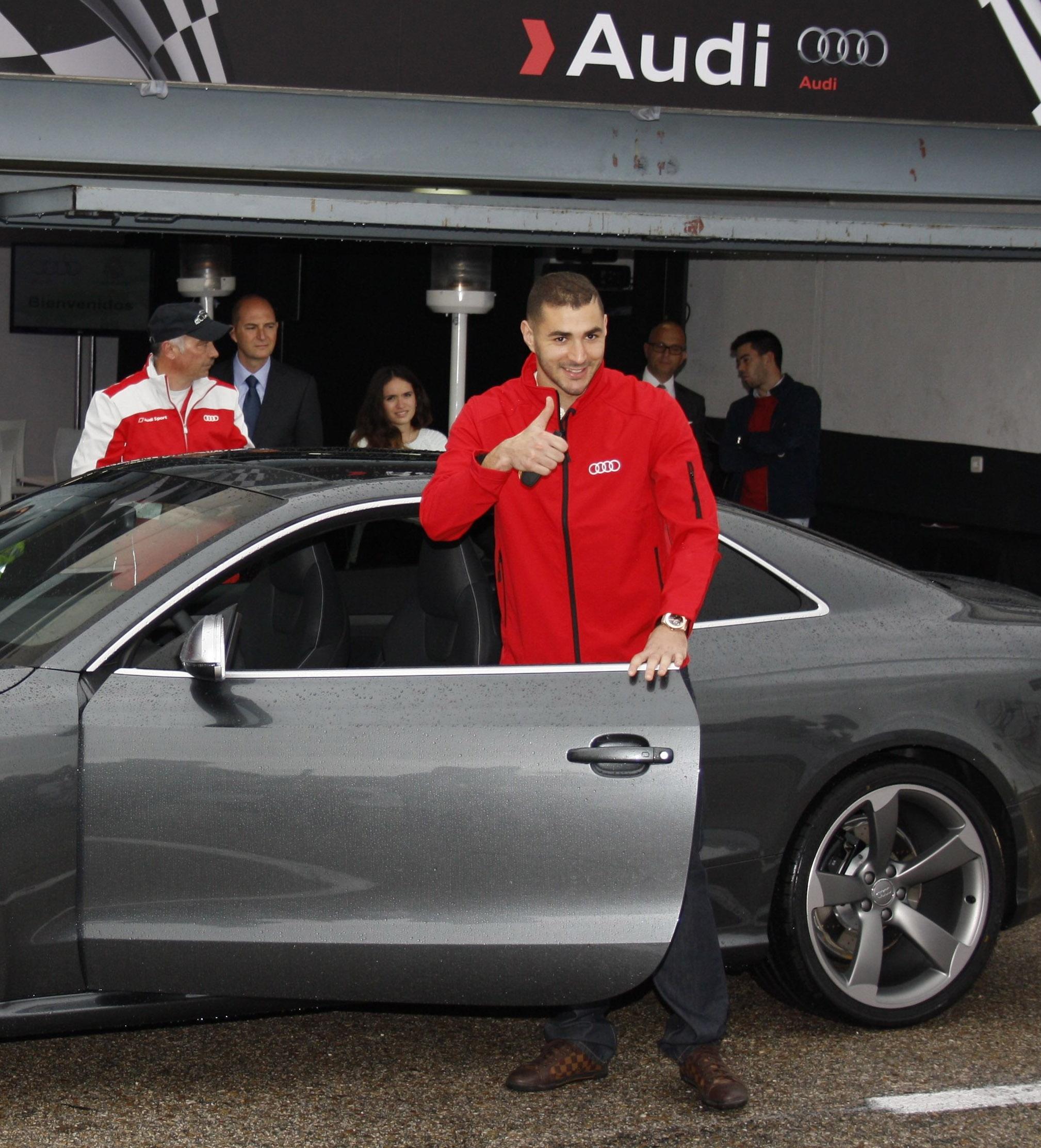 Benzemá se enfrentará a un juicio rápido en Juzgados de Pozuelo por conducir a 216 km/h en la M-40