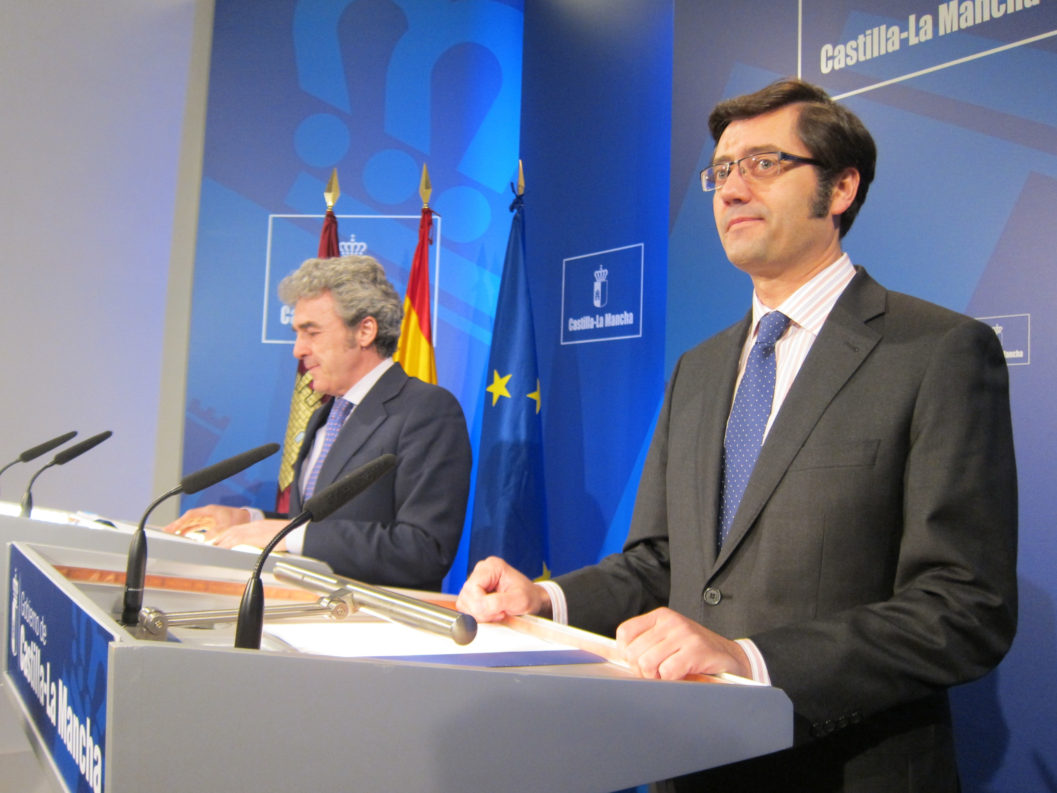 C-LM dice que los datos ofrecidos por Montoro avalan la credibilidad de Junta y dice que ha cumplido