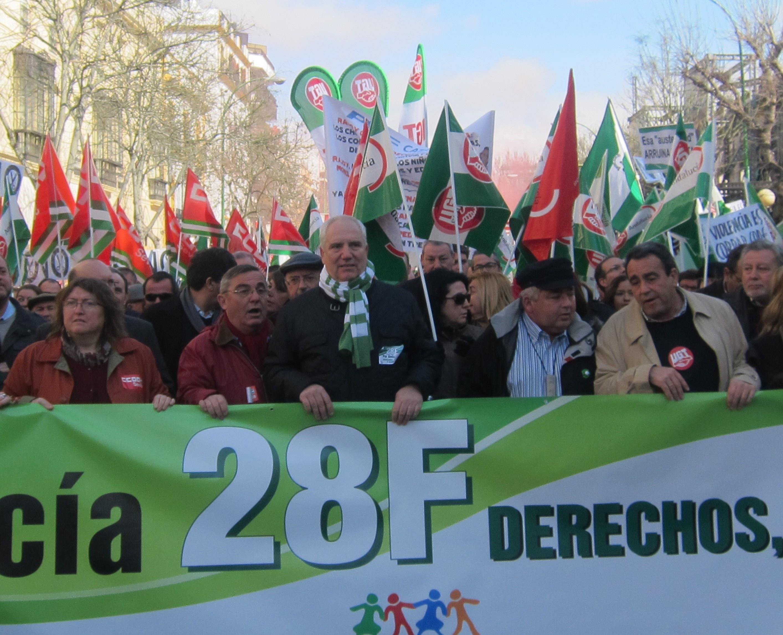 CCOO no descarta movilizaciones para que el »Pacto por Andalucía» recoja medidas que «resuelvan problemas reales»