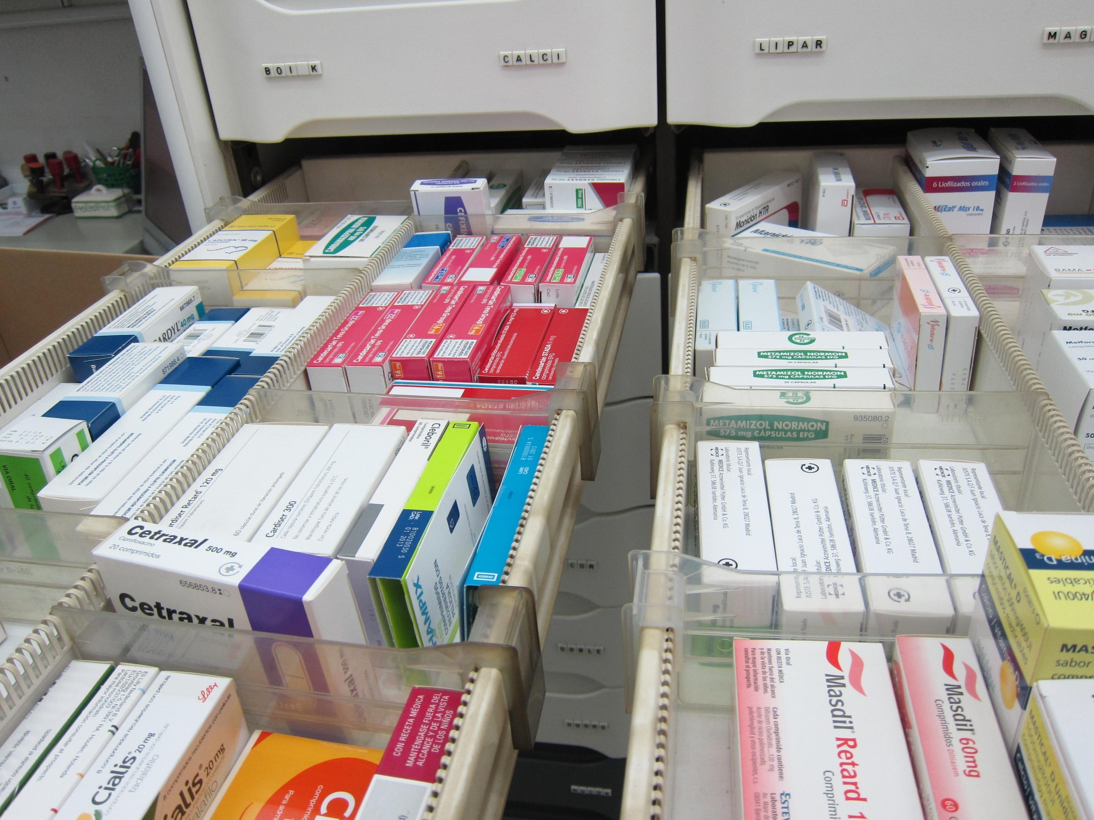 Canarias registra en enero un gasto farmacéutico de casi 34,9 millones de euros