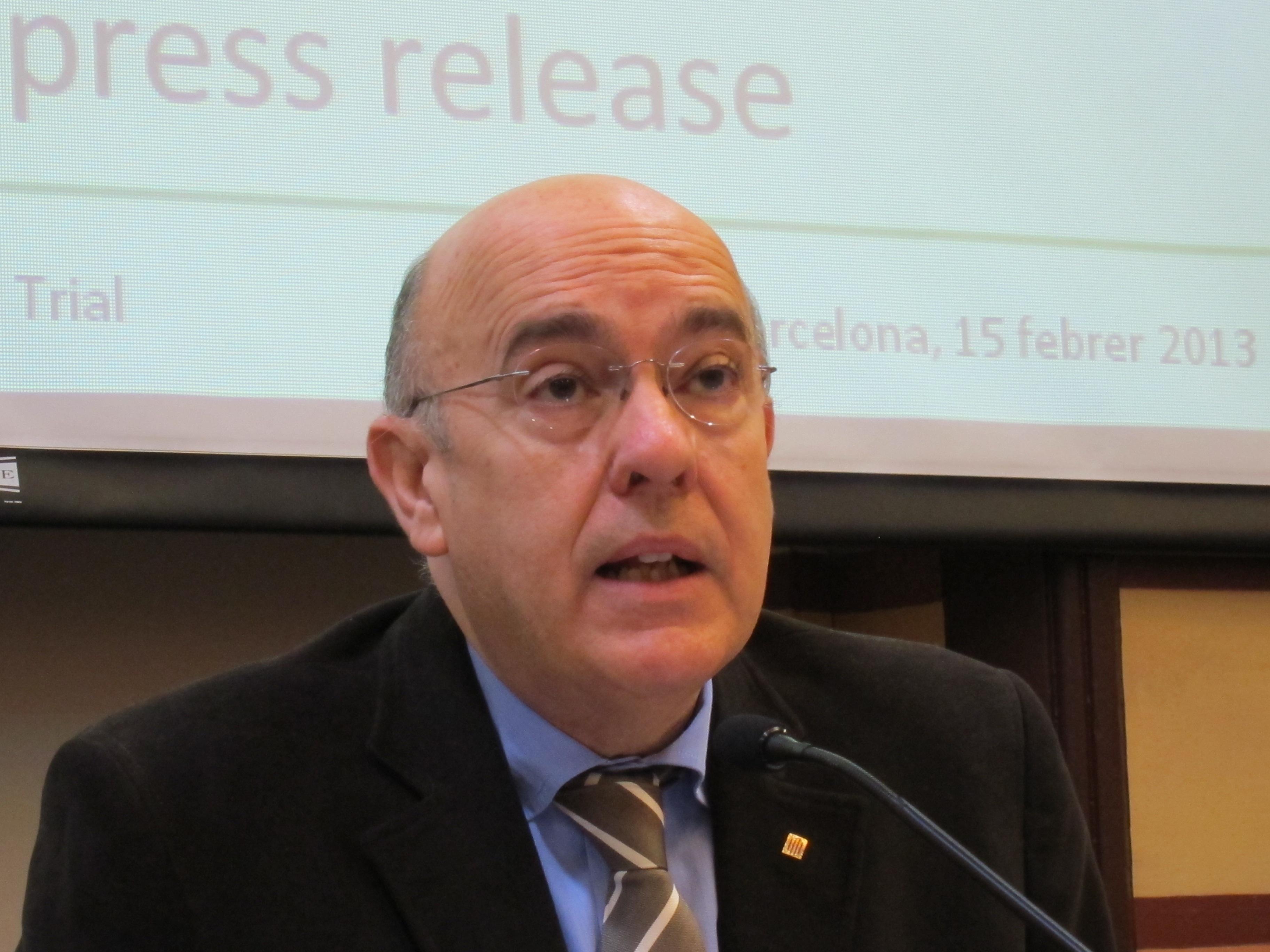 Cataluña atribuye el impago a las farmacias a los problemas de tesorería y al retraso del FLA