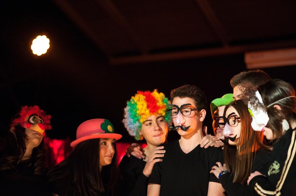 Cerca de 140 alumnos de Secundaria presentan en Alcalá sus obras teatrales en el marco del Encuentro CaixaEscena 2013