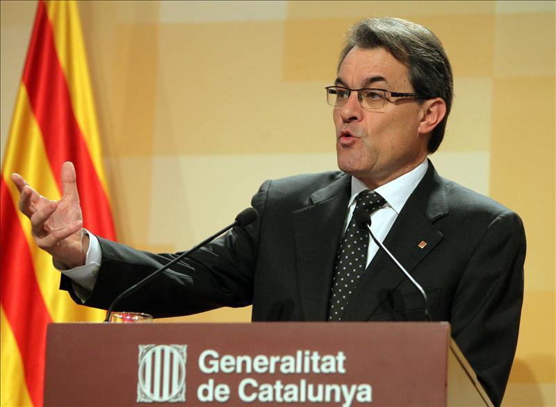 CiU y ERC evitan que Mas comparezca en el Parlament por el «caso Palau»