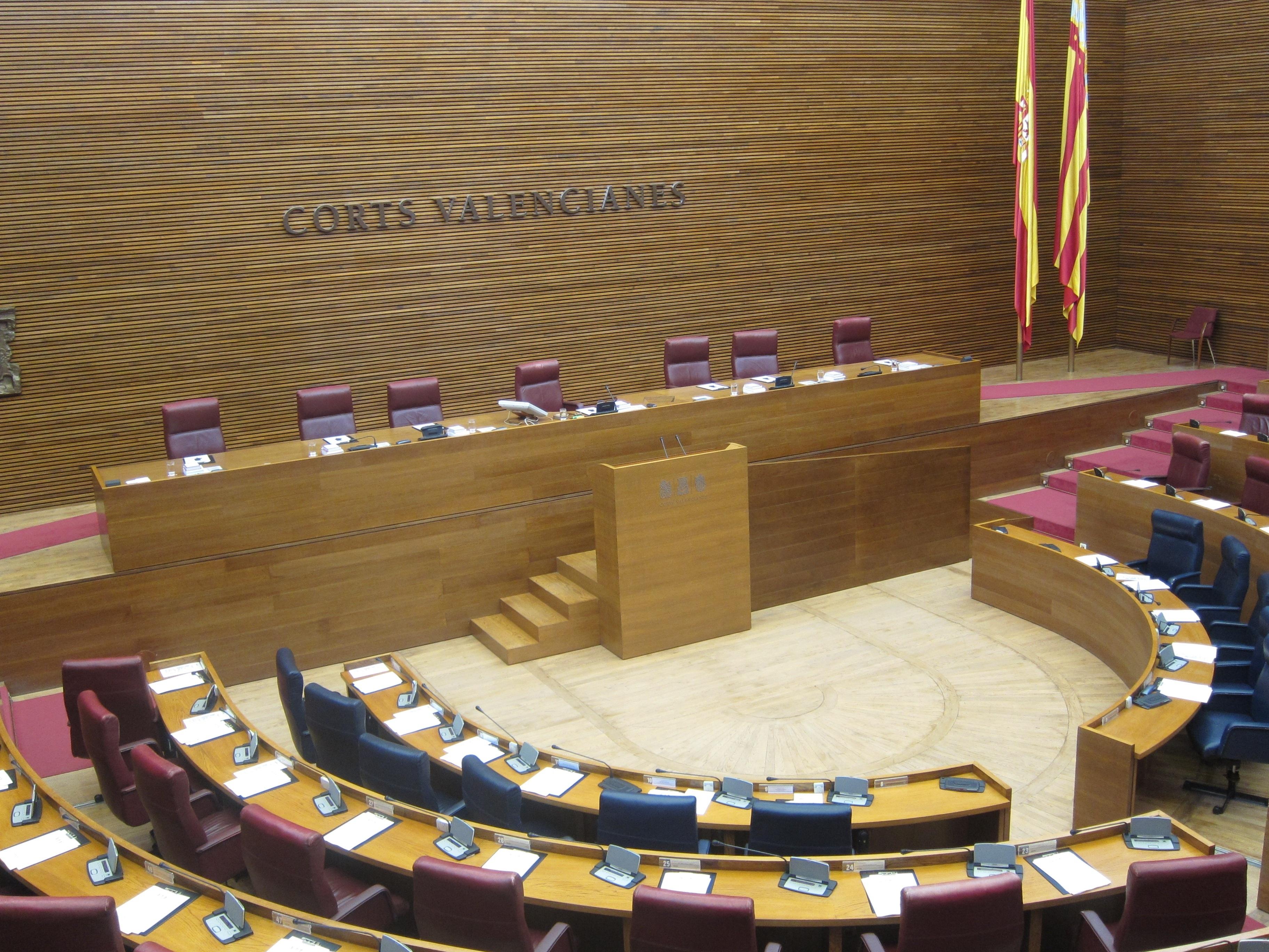 Las Corts Valencianes acogen este viernes una jornada sobre el modelo constitucional y territorial
