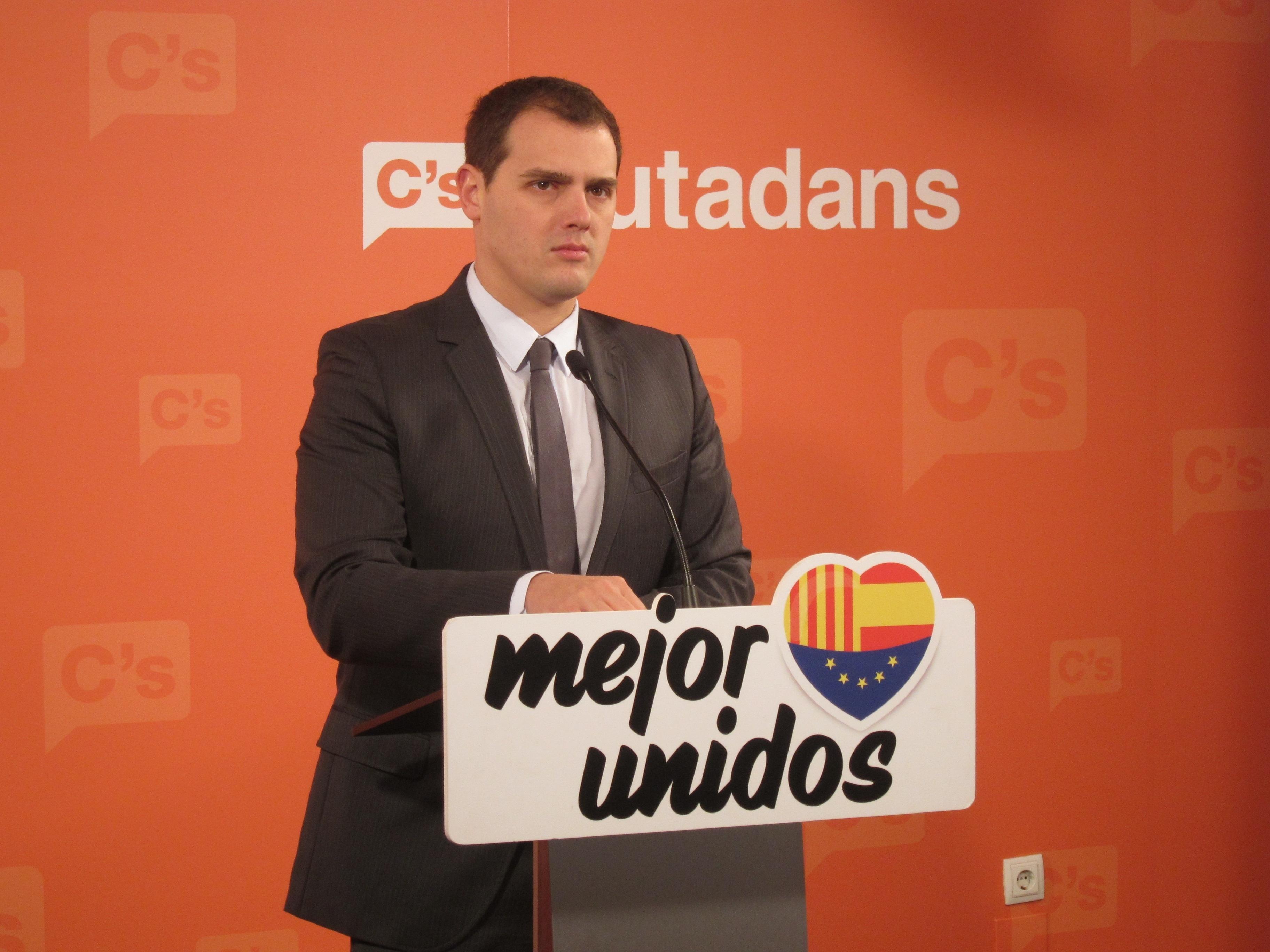 C»s registra una proposición de ley para suprimir el cargo de jefe de la oposición