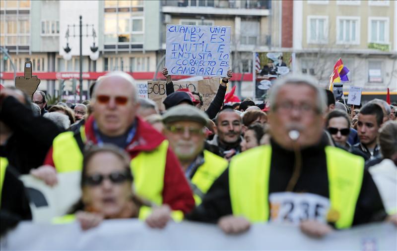 La Cumbre Social convoca 50 manifestaciones y 3 concentraciones en España
