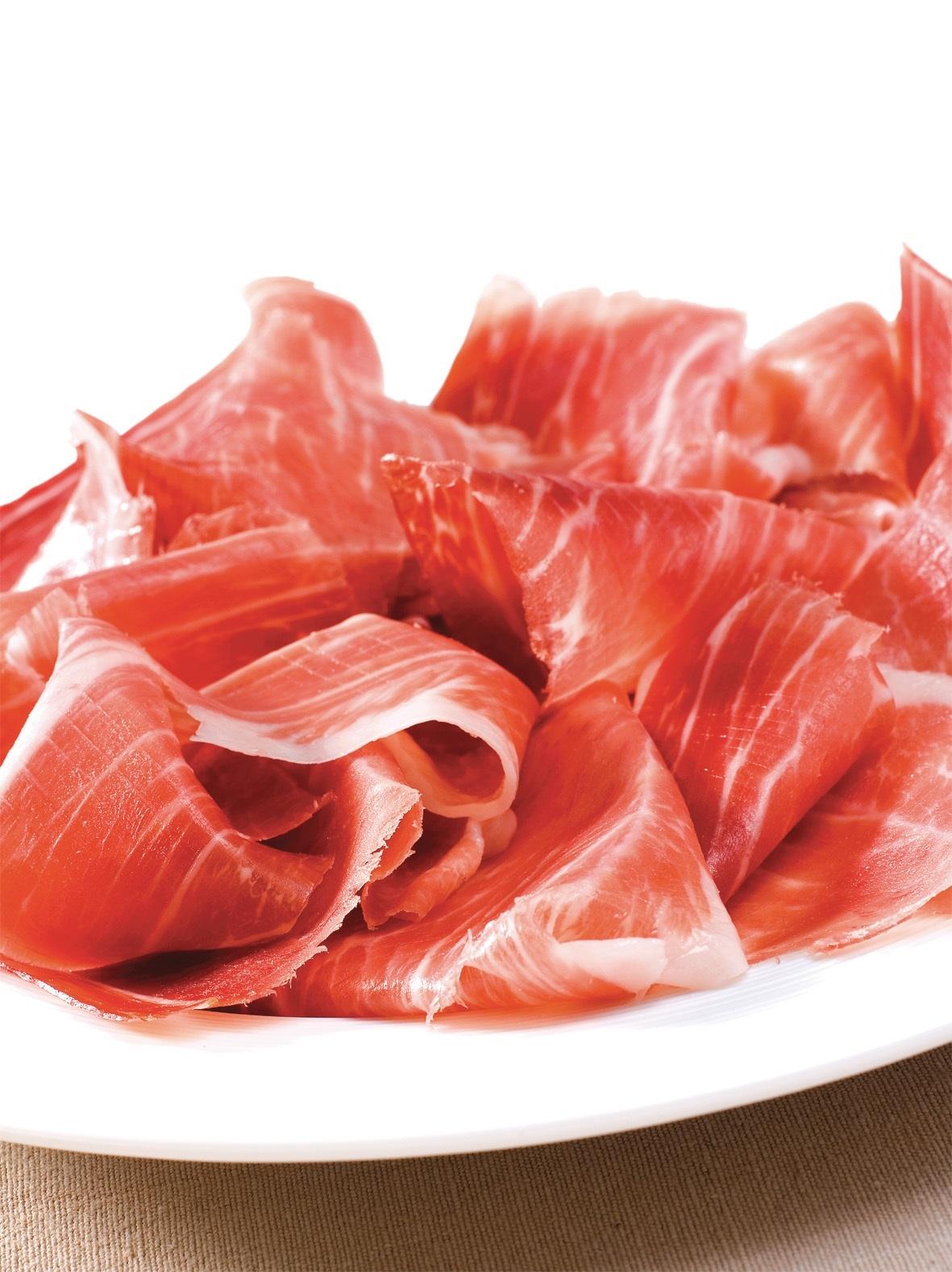 España exporta en 2012 un total de 26.688 toneladas de jamón y paletas curados, un 8,7% más