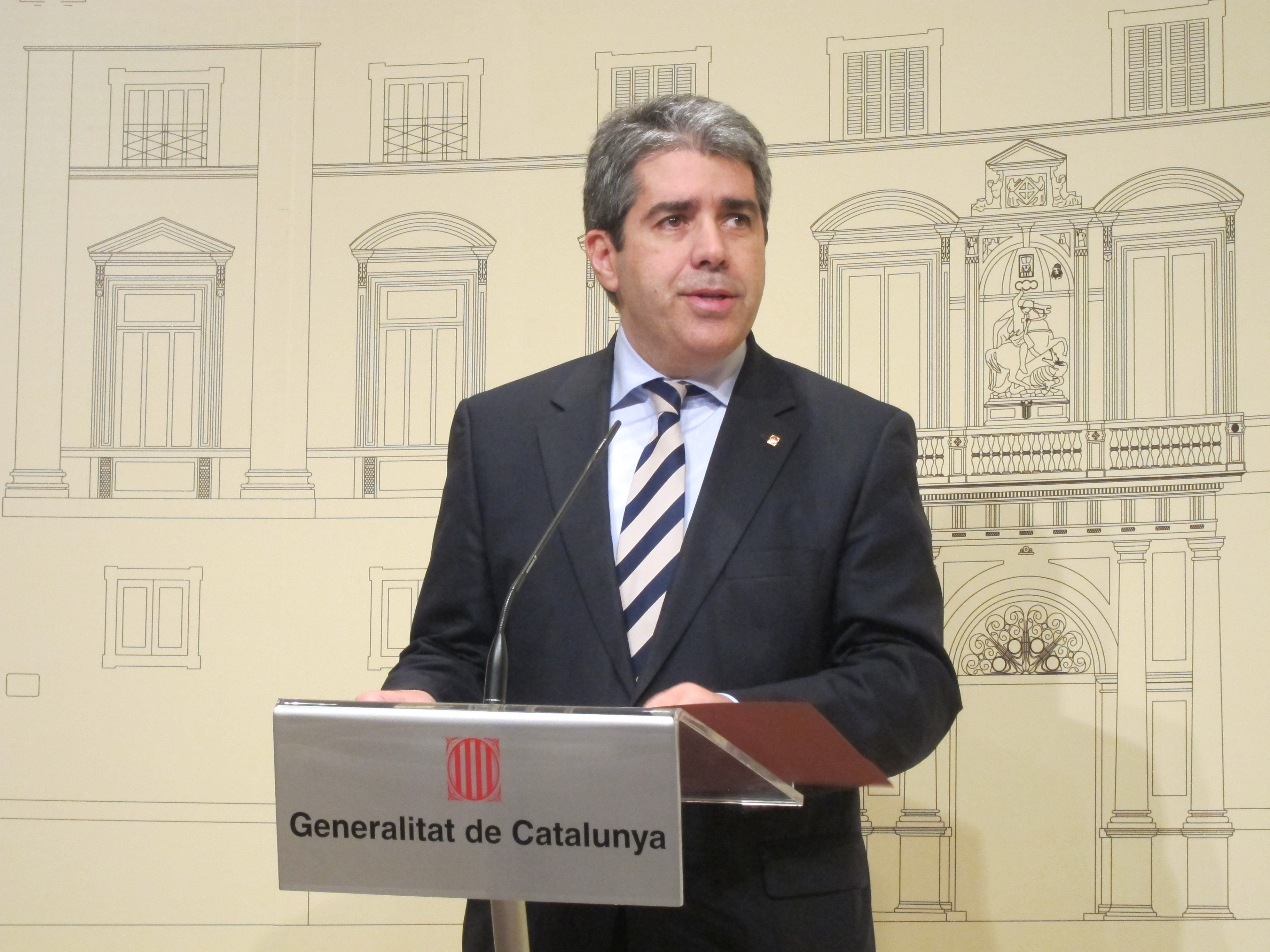El Govern cree que recurrir la declaración en vez de dialogar sería «miopía democrática»