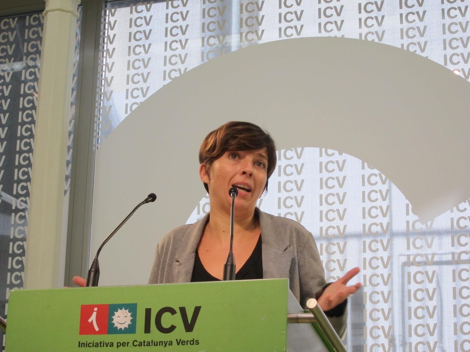 ICV pide a Defensa sanciones y acciones judiciales contra el general que, ante Cataluña, antepone patria a democracia