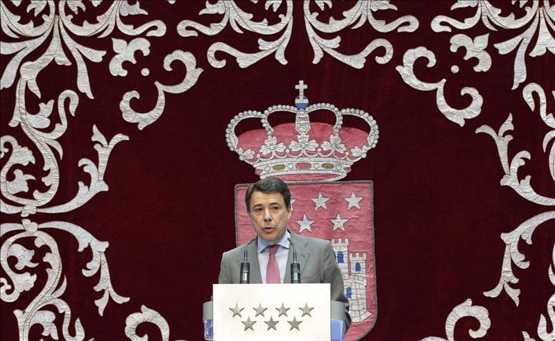 Ignacio González afirma que la Comunidad de Madrid es el fruto de un éxito colectivo