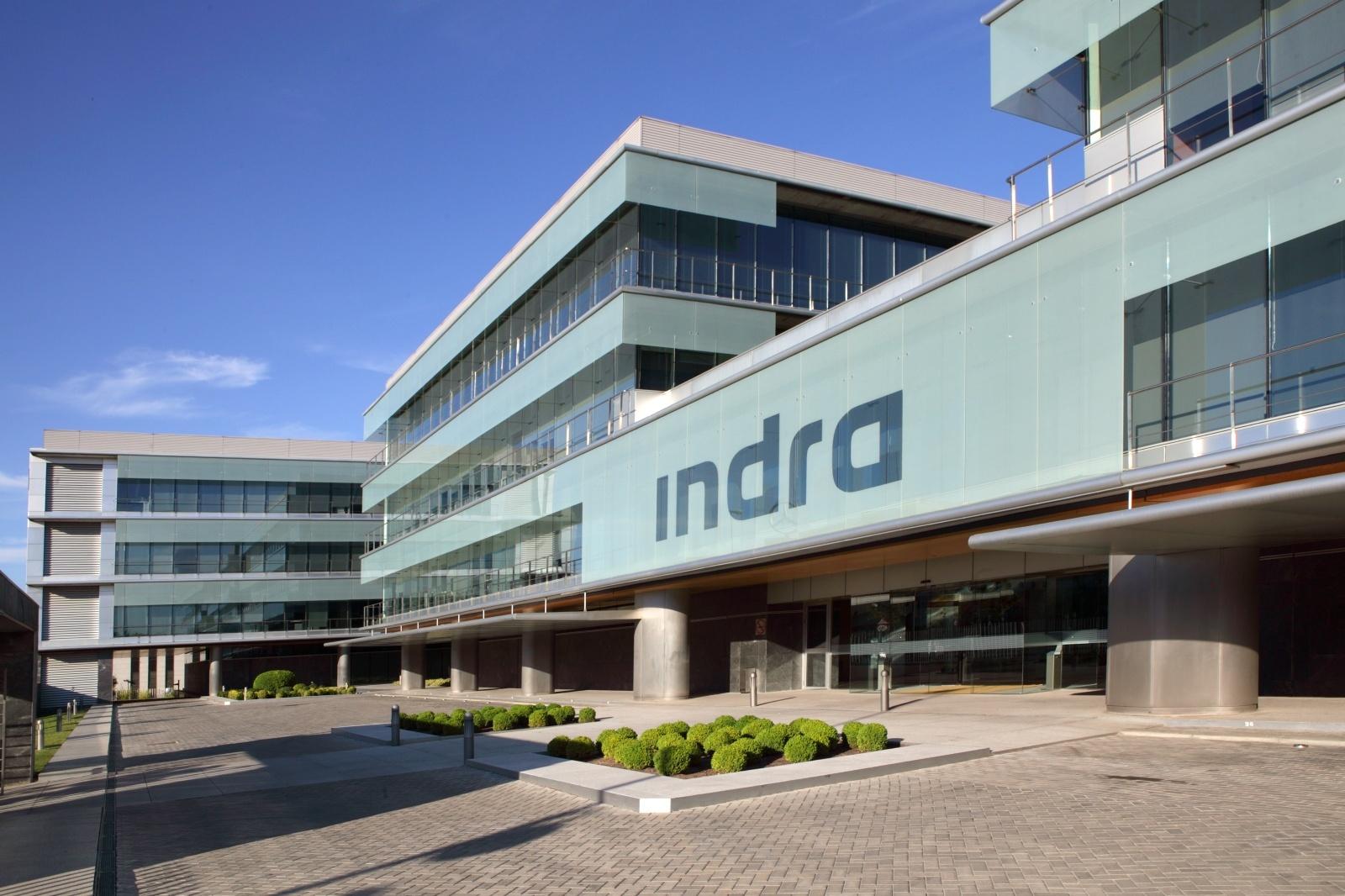 Indra gana un 27% menos en 2012