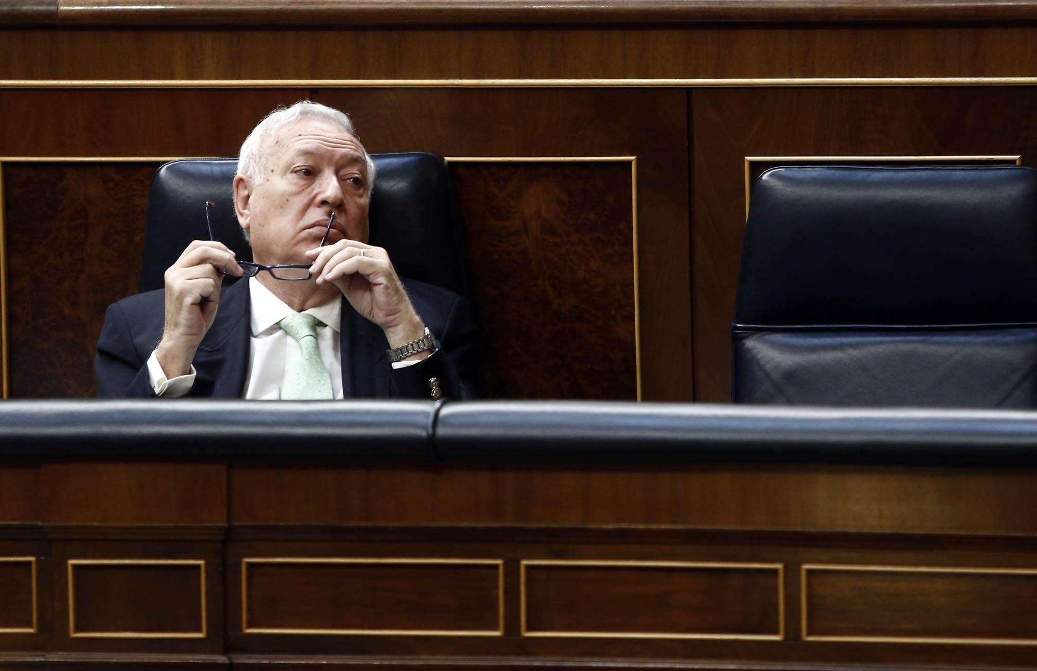 Margallo asegura que el traslado de Carromero de Cuba a España se hizo «sin contraprestación política»