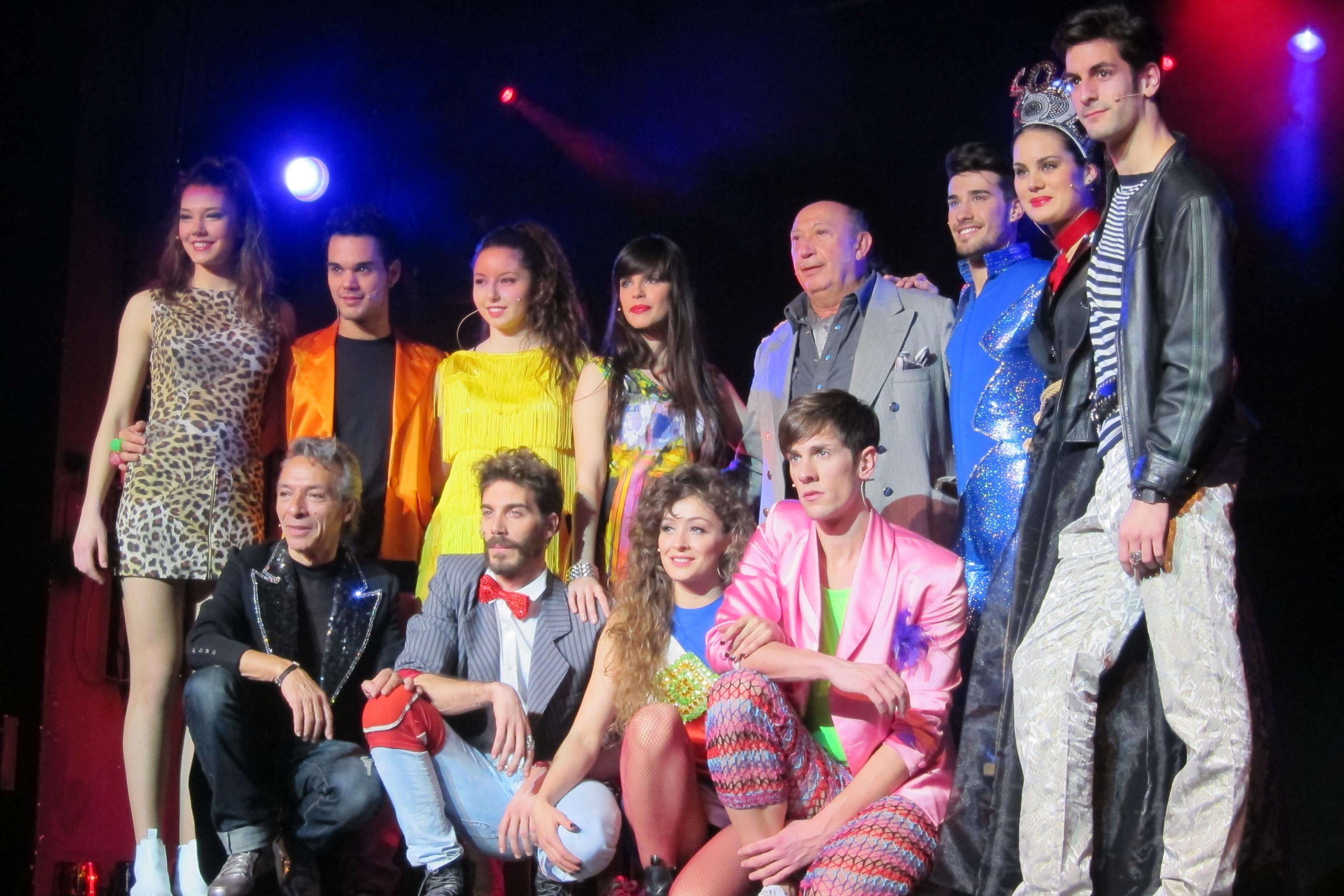 »La Movida» regresa a Madrid con el musical »A quién le importa» de Jorge Berlanga