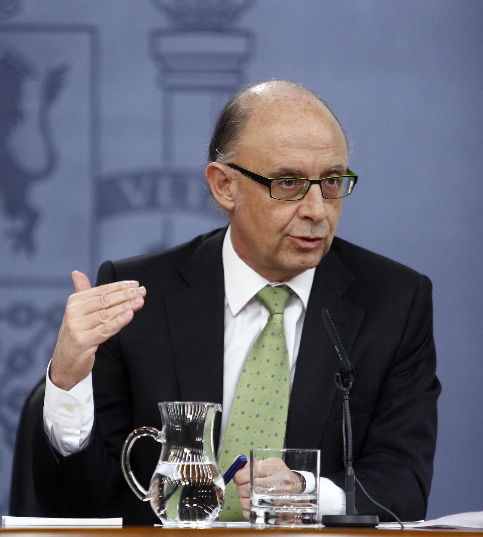 Murcia cerró 2012 con un déficit del 3,02% del PIB