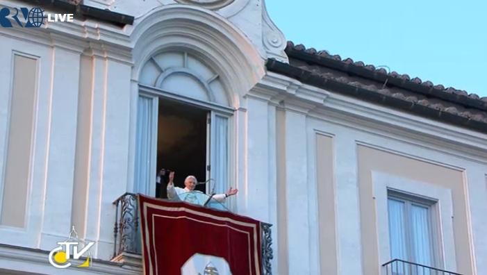 El Papa se despide como un «peregrino que inicia la última etapa de su peregrinación en esta tierra»