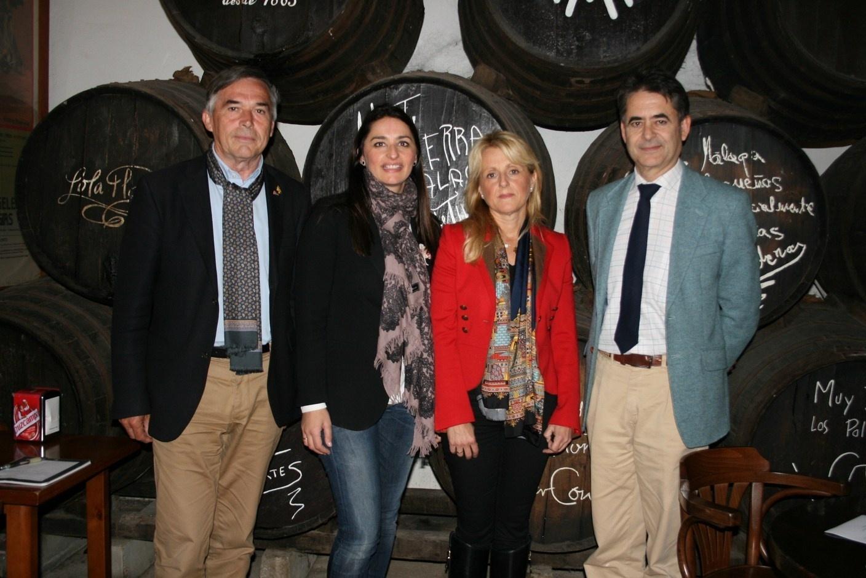 El Pimpi y la Alianza Francesa de Málaga firman un acuerdo por la cultura y la gastronomía