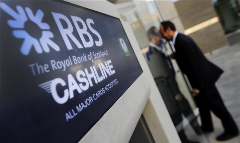 Royal Bank of Scotland pagará bonus a pesar de ser »rescatado» y dar pérdidas