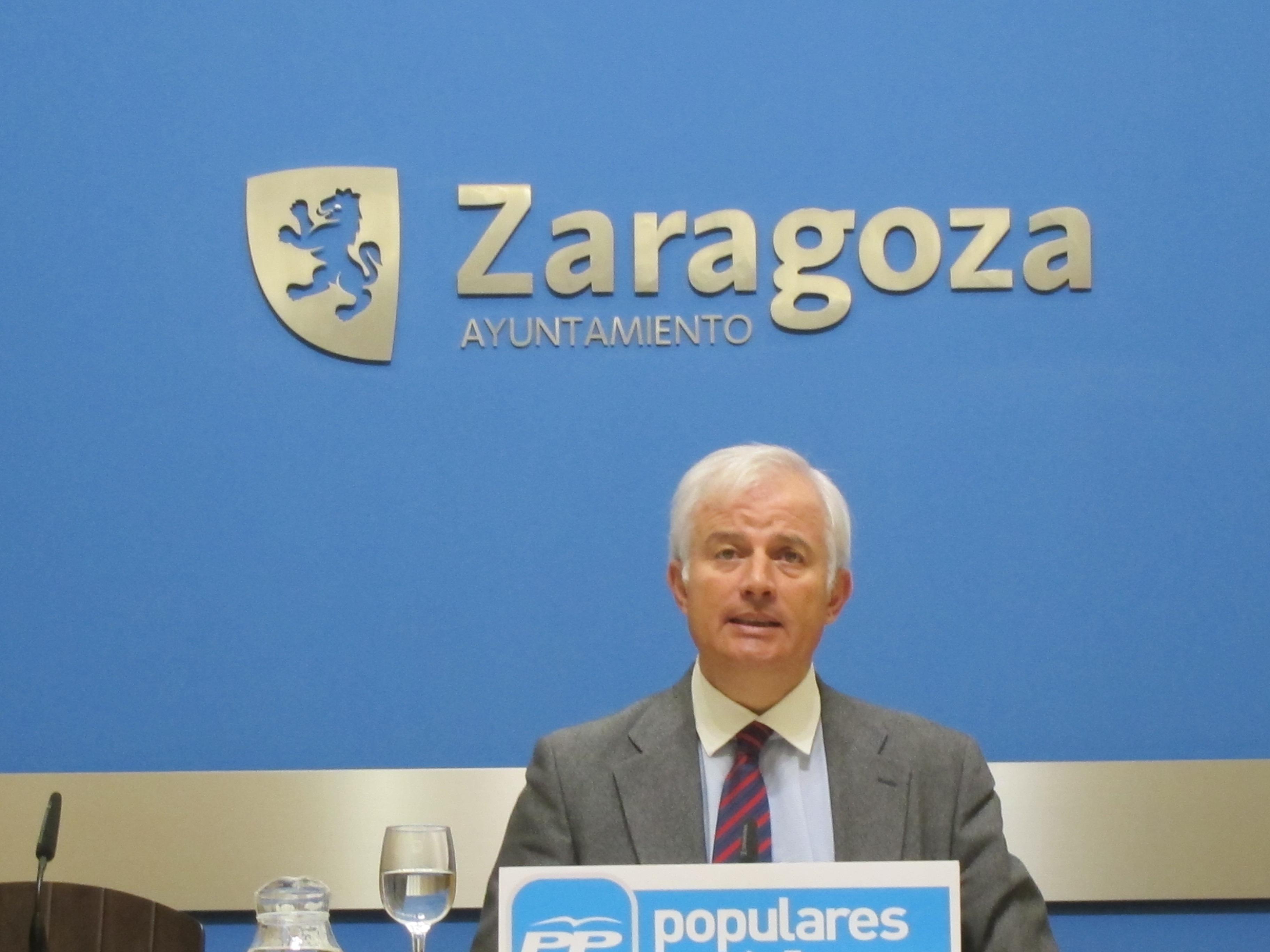 Suárez (PP) presentará una enmienda a la totalidad del presupuesto de 2013 porque es una «mala copia de 2012»
