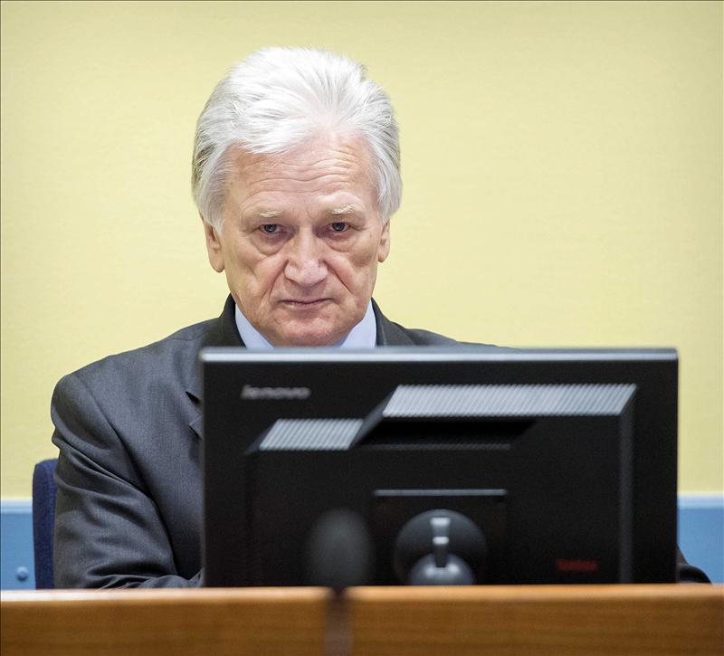 TPIY anula condena de 27 años y deja en libertad a exjefe militar Yugoslavia