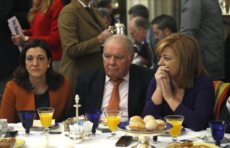 Valenciano afirma que «al PP ya no le quedan más mentiras»