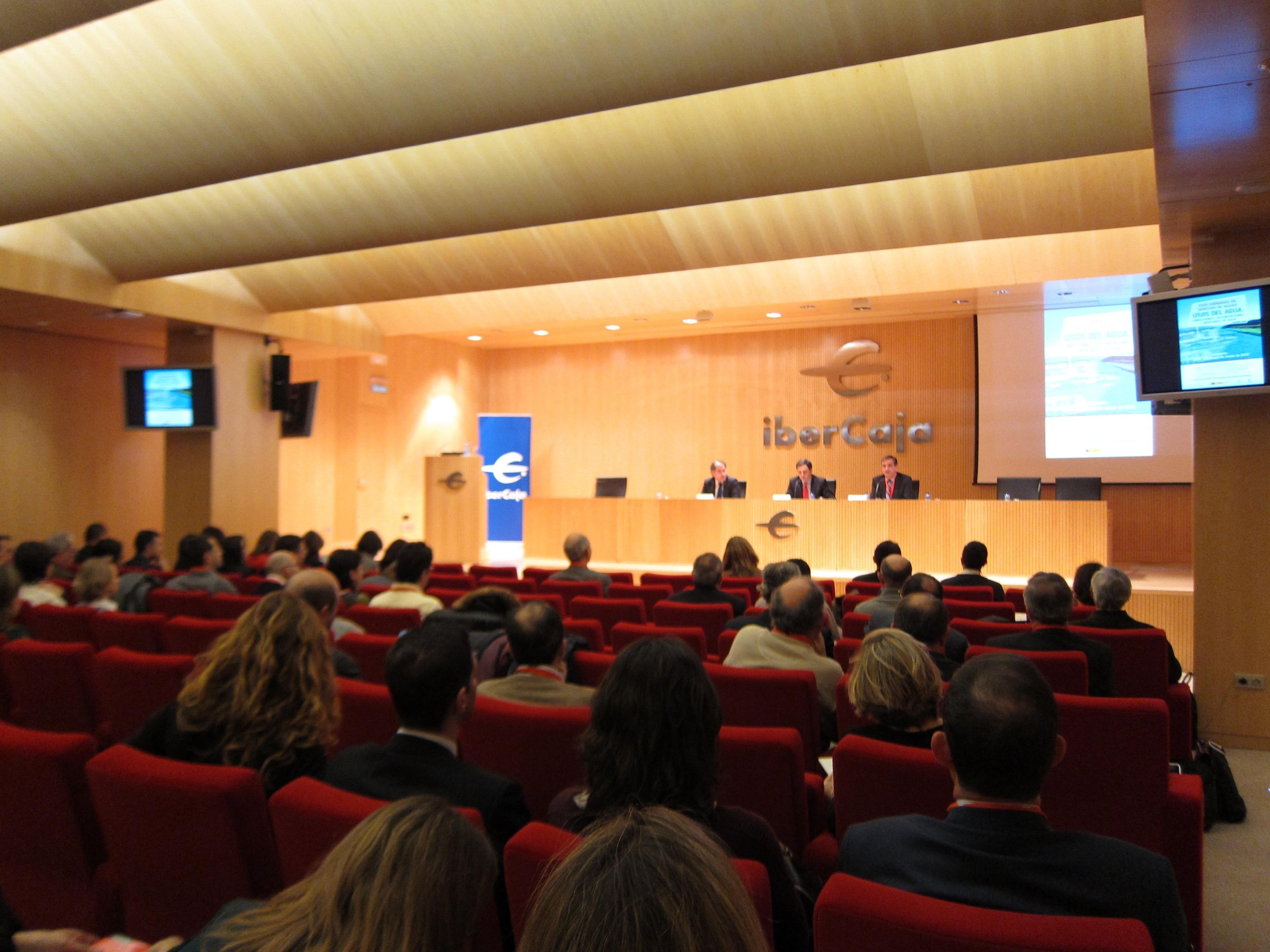 El sistema de concesión y el mercado centran las Jornadas de Derecho de Aguas a las que asisten 150 expertos