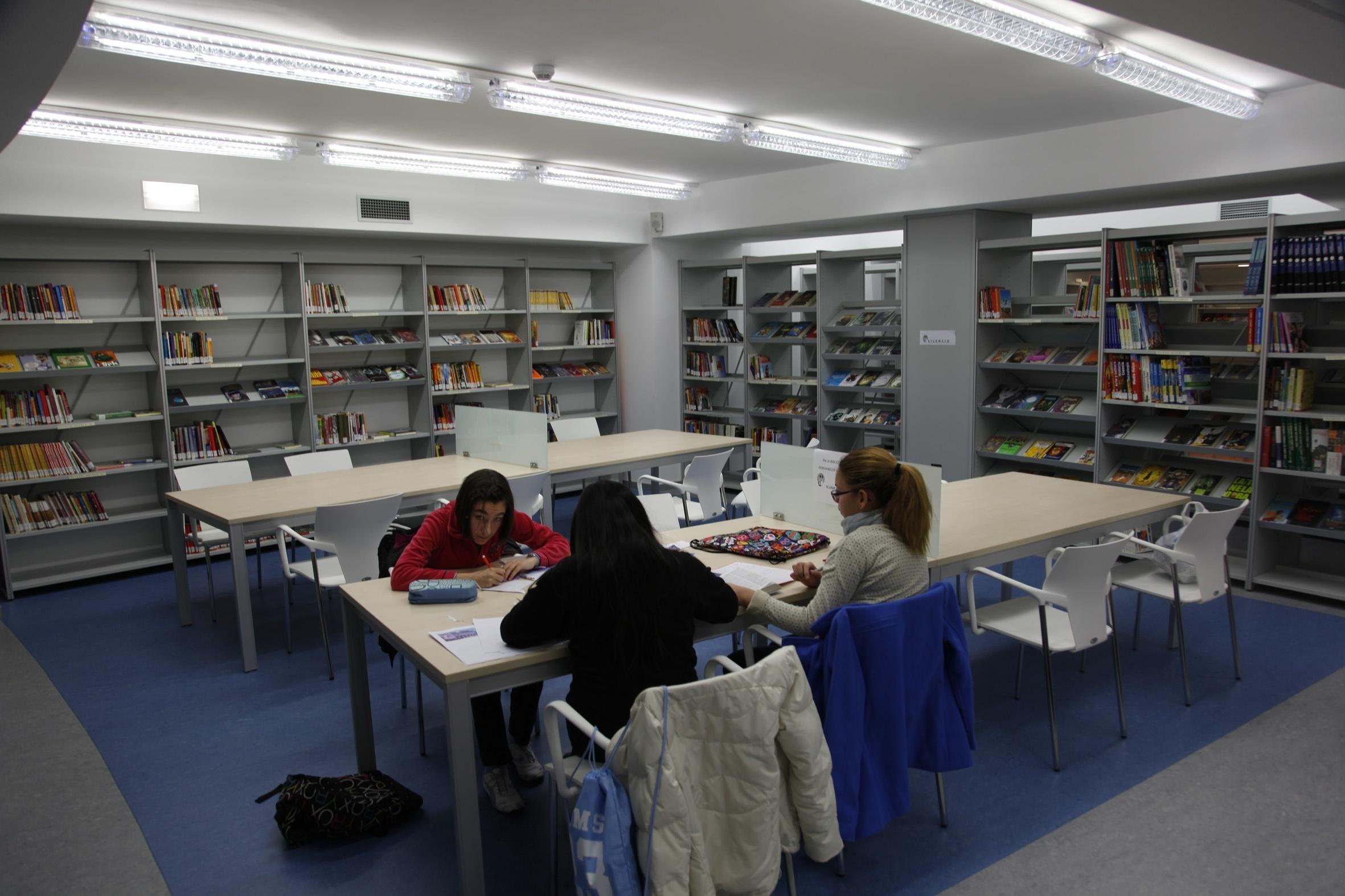 La nueva biblioteca de Tarazona abrirá también los sábados