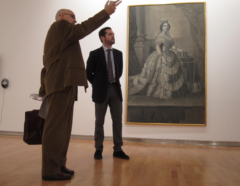 La visión de la mujer desde el arte protagoniza la nueva exposición del DA2 de Salamanca