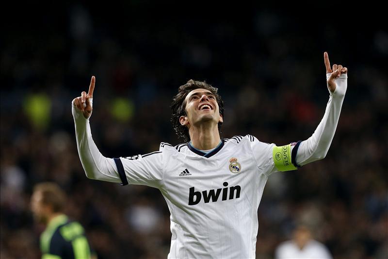 Kaká busca su oportunidad para ser titular en Old Trafford
