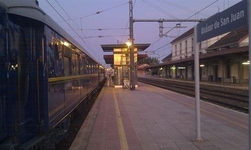 El »Tren del Hidalgo» con destino a Alcázar de San Juan saldrá este sábado