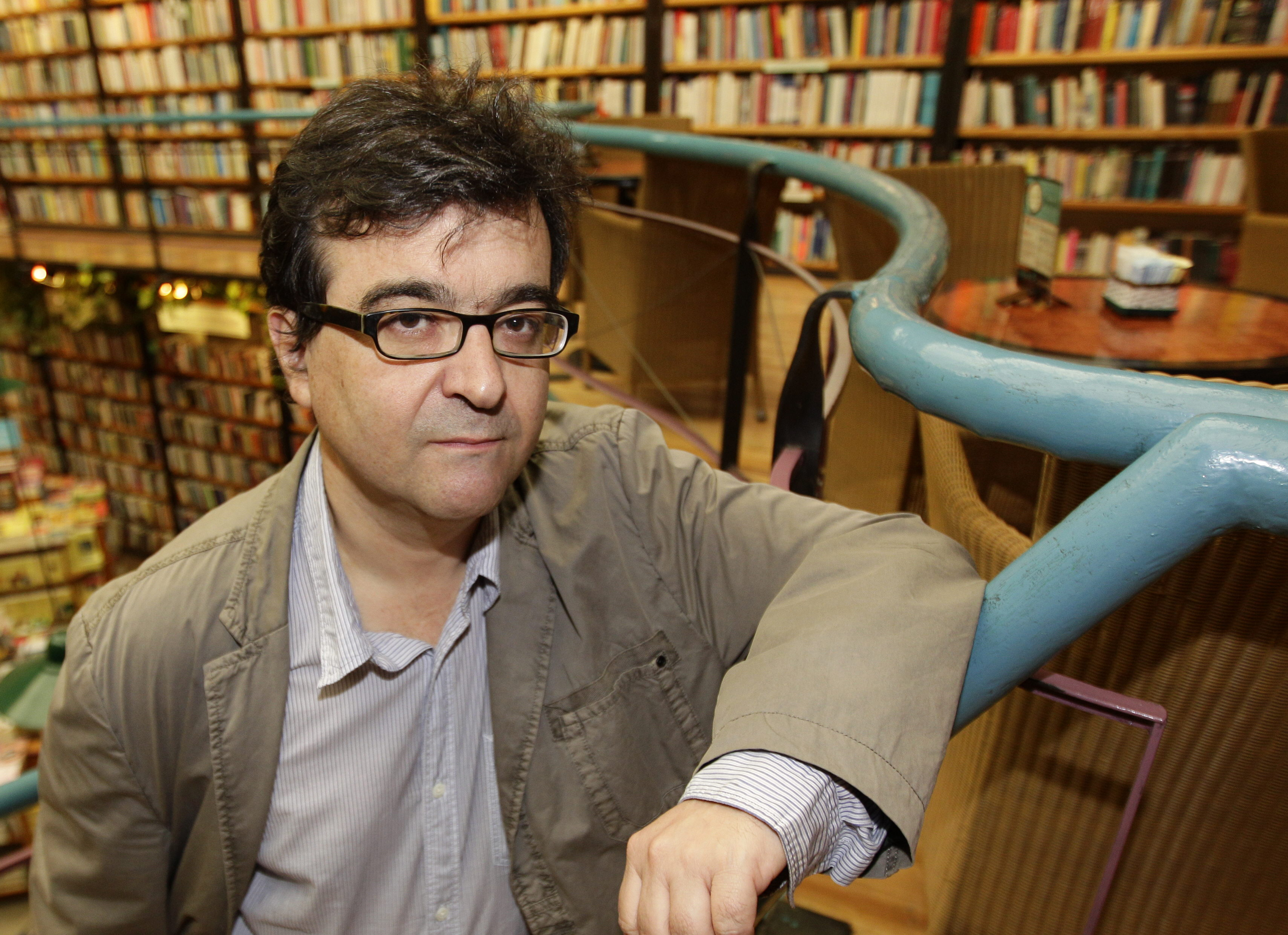 Javier Cercas cree que «la literatura no puede arreglar España de hoy para mañana»
