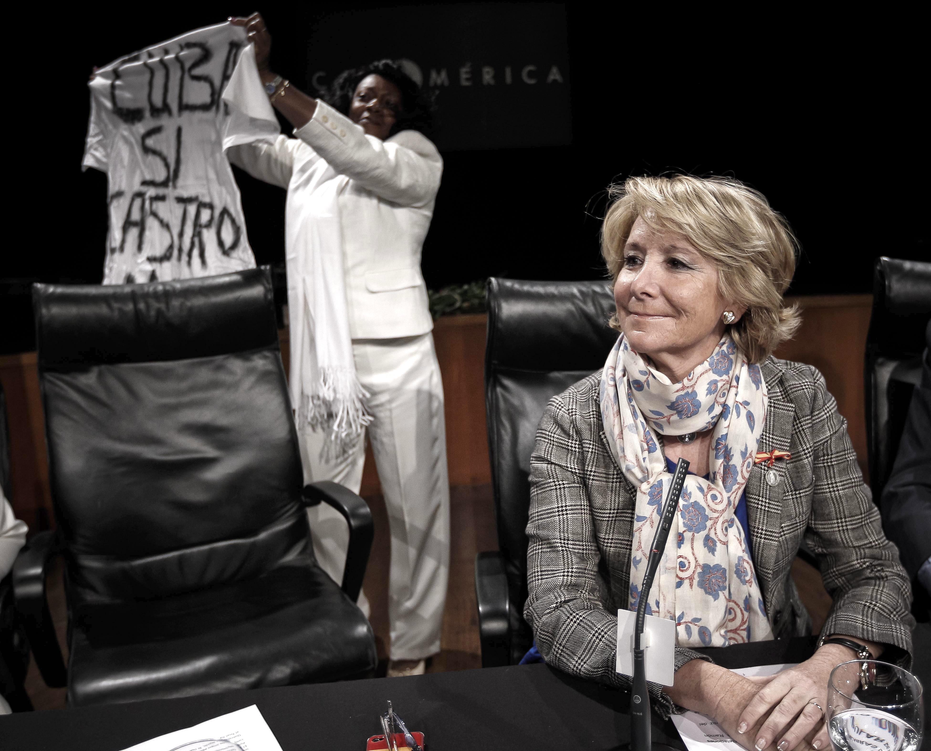 Aguirre pide una investigación «imparcial» del accidente de Carromero en Cuba