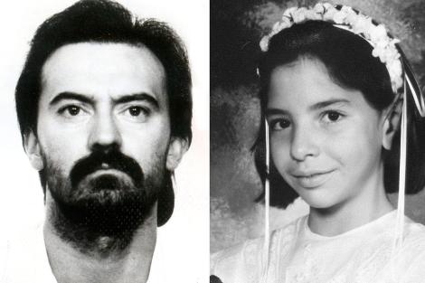 Juan Manuel Valentín secuestró, violó y asesinó a la niña vallisoletana Olga Sangrador