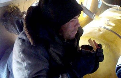 Unos excursionistas de Siberia se comen a un amigo para poder sobrevivir