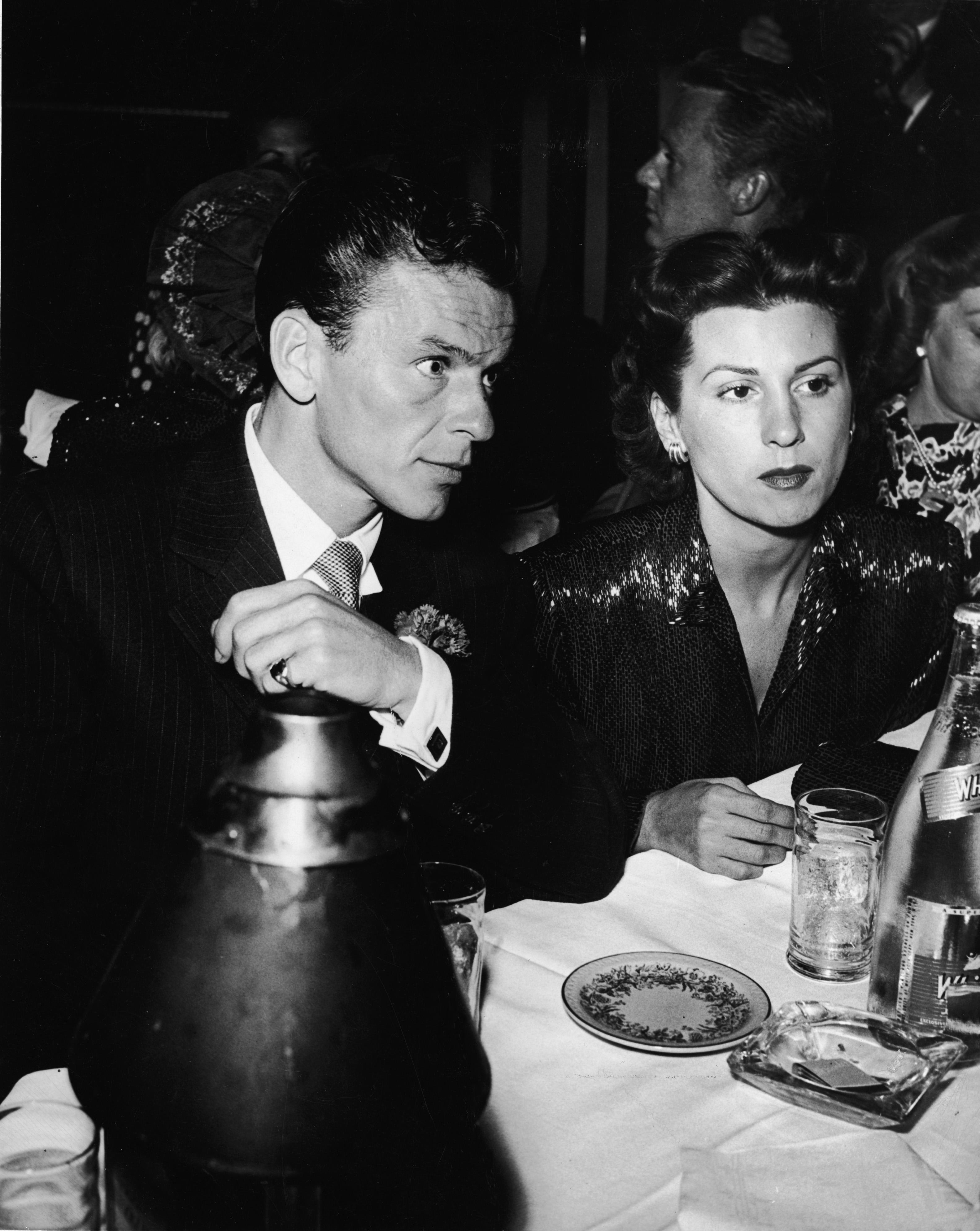 Los amores de Frank Sinatra, desde Ava Gardner hasta Marilyn Monroe