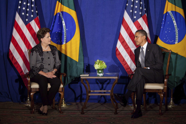 Barack Obama recibirá a Dilma Rousseff en Washington en octubre