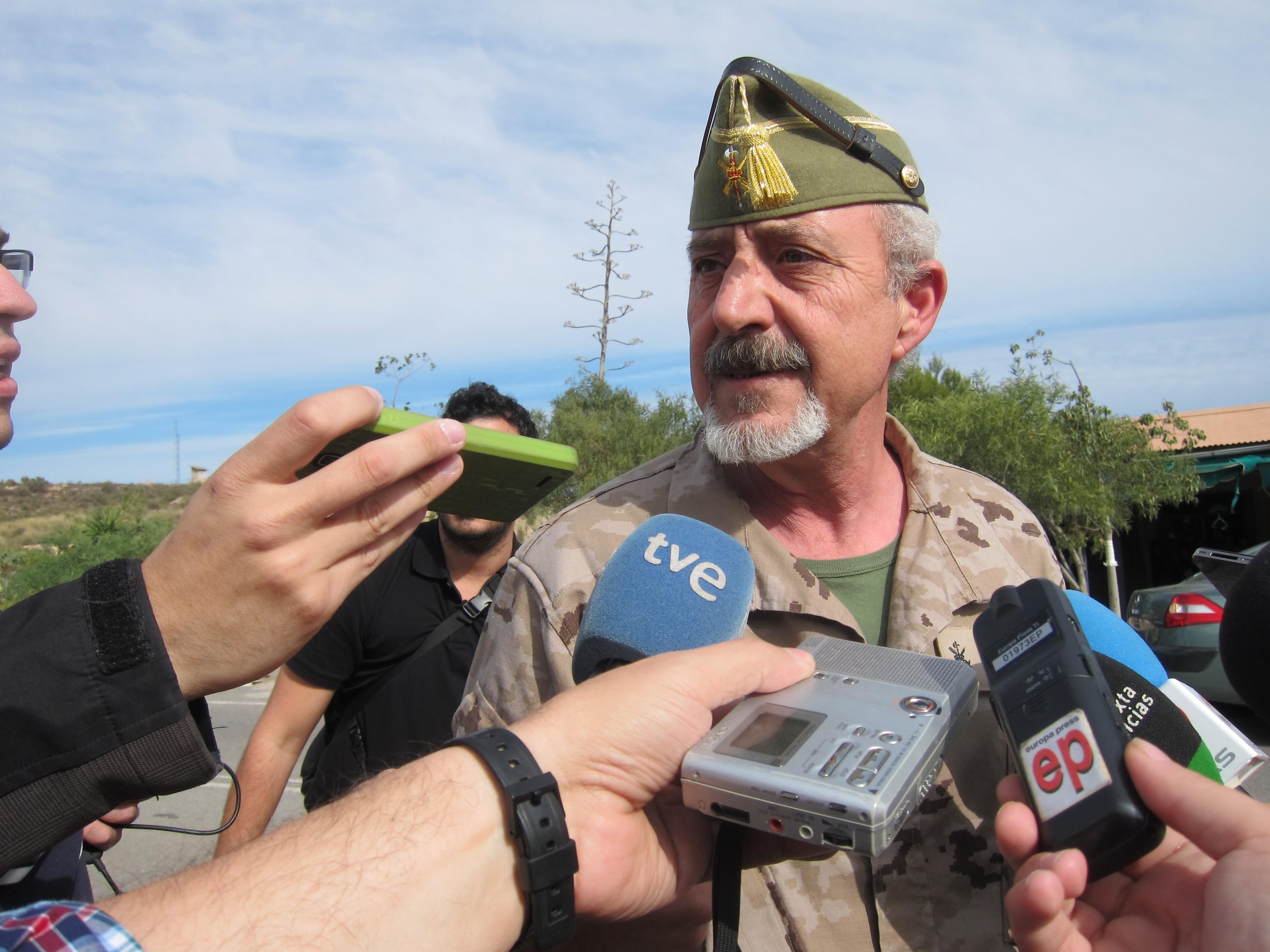 La Brileg señala la «amplísima experiencia» de los militares fallecidos en una explosión en Viator