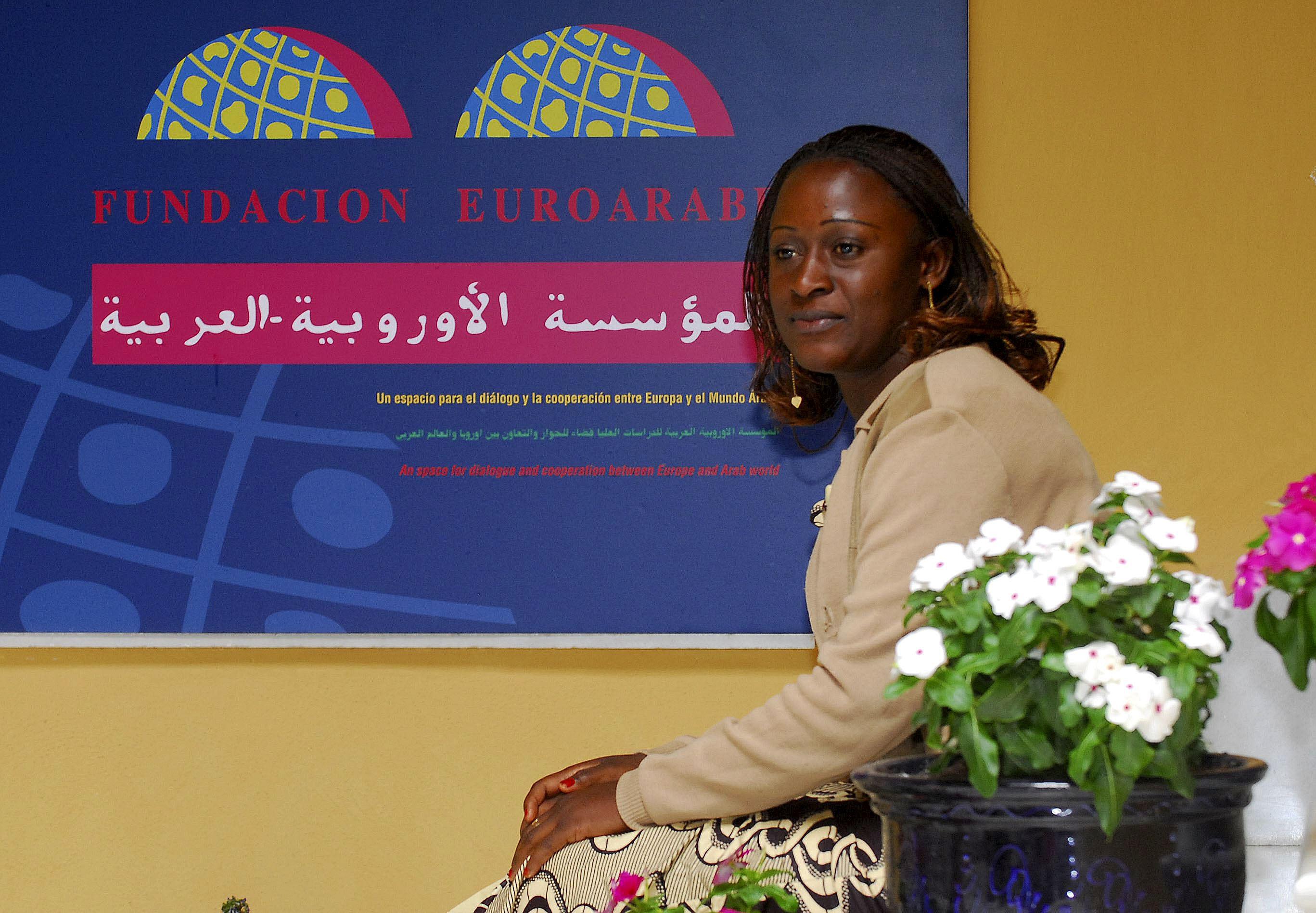 Caddy Adzuba, la voz que denuncia la violencia sexual sobre la mujer en el Congo