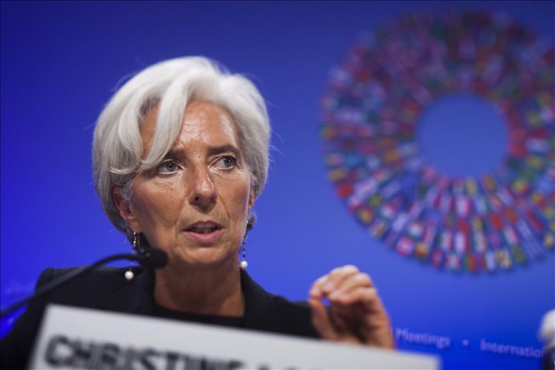 El calentamiento global es uno de los temas que más preocupa a la directora del FMI