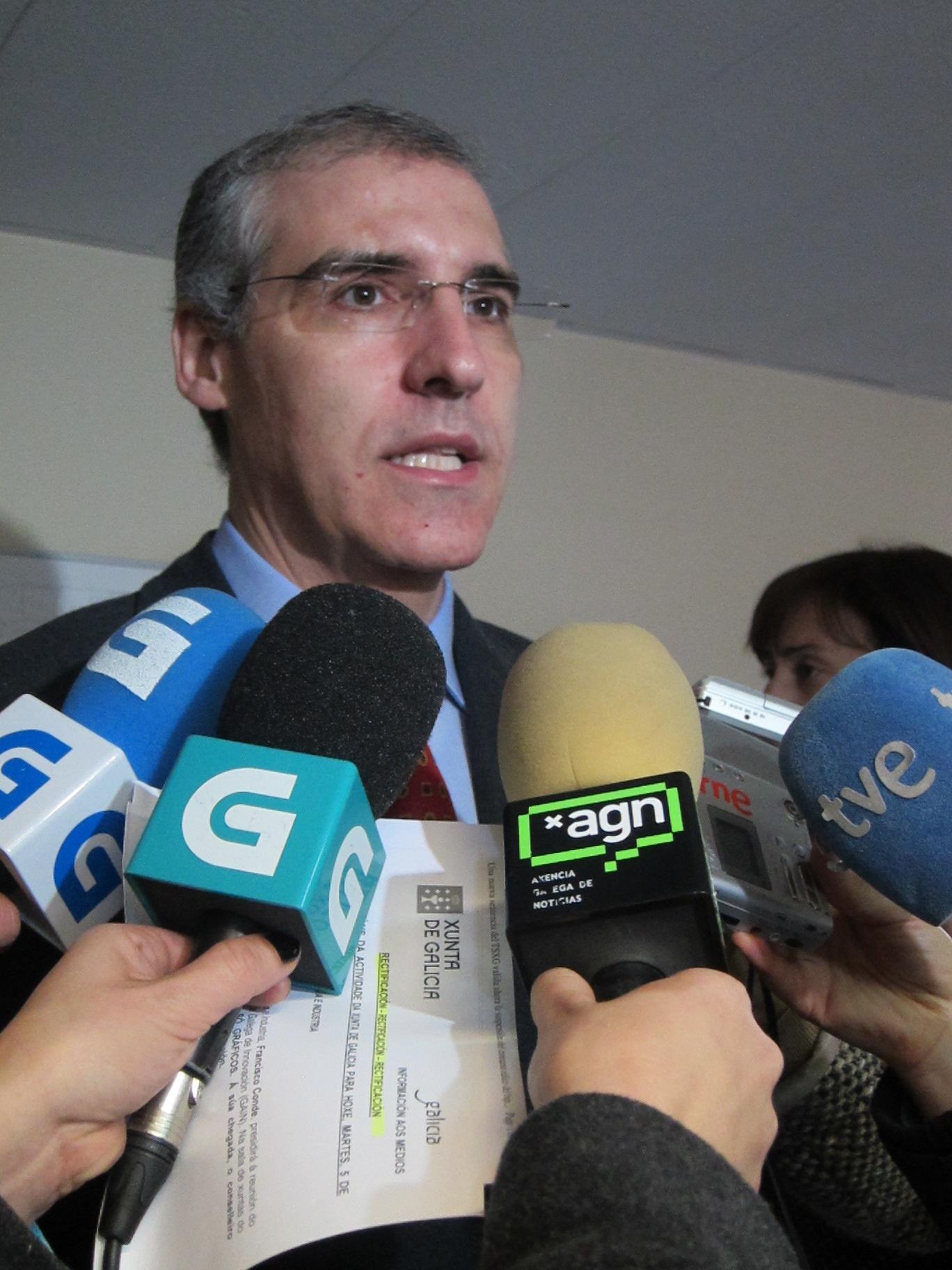 Conde subraya la necesidad de un marco regulador «estable» y un precio «razonable» para el desarrollo de la eólica