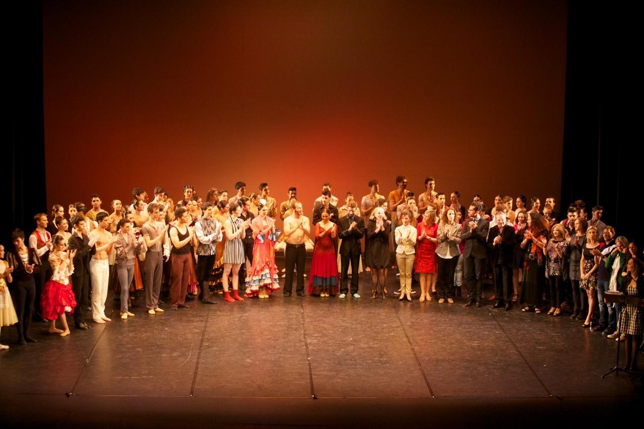 Culturarts concede tres becas de estancia en el Ballet de la Generalitat