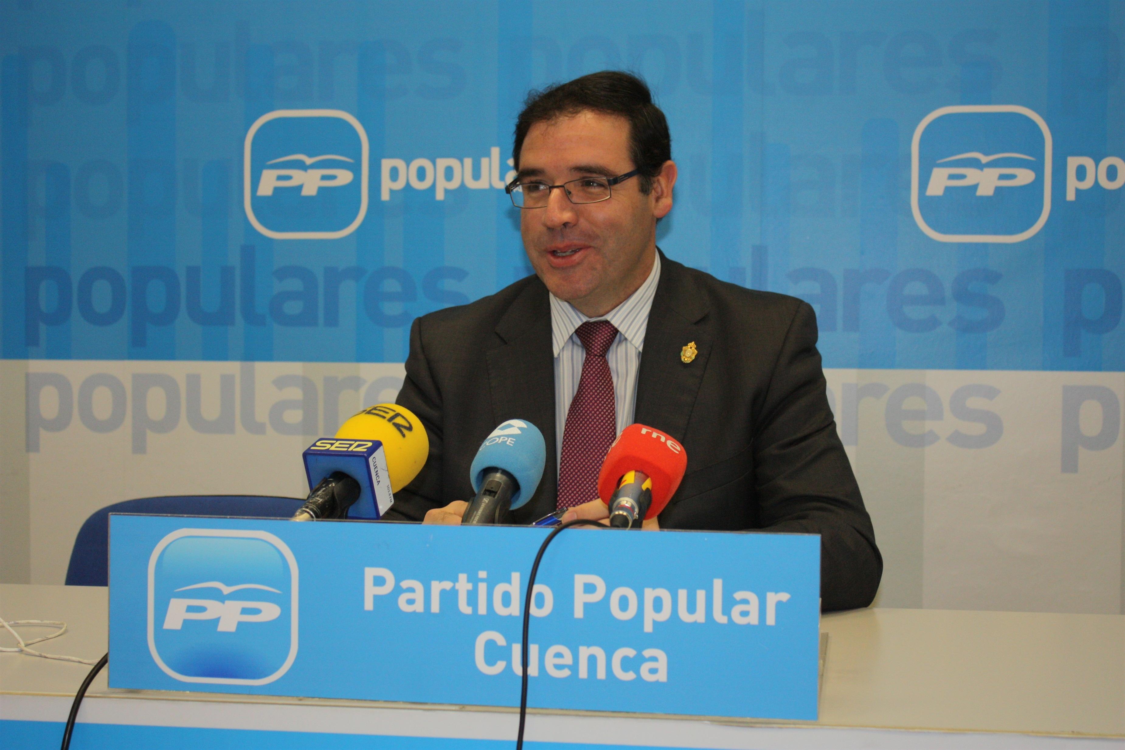Este lunes será nombrado Daniel Pérez Osma (PP) como nuevo alcalde de Las Valeras (Cuenca)