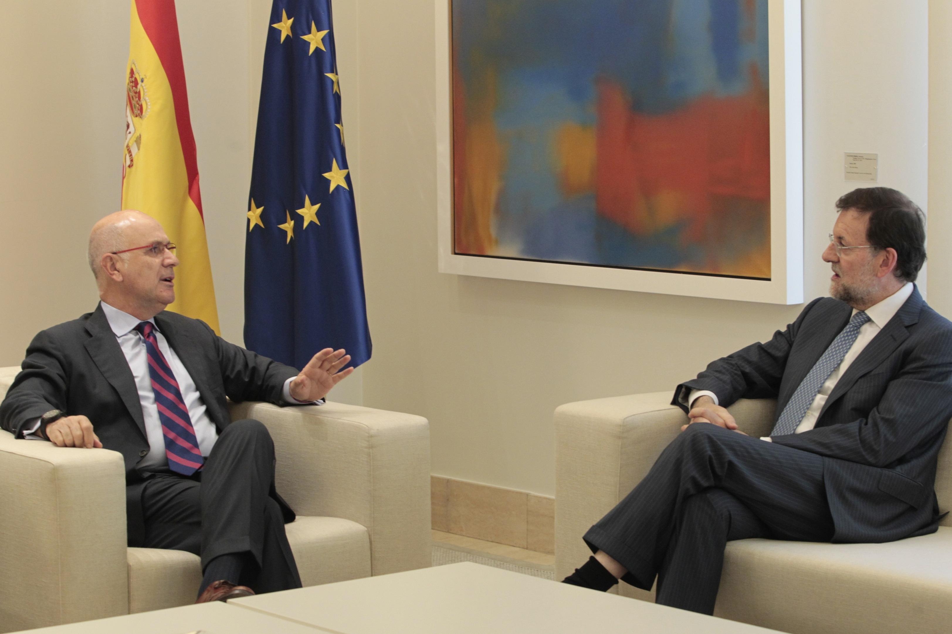 Duran avisa a Rajoy de que el catalán es «lo más importante» para todo el catalanismo