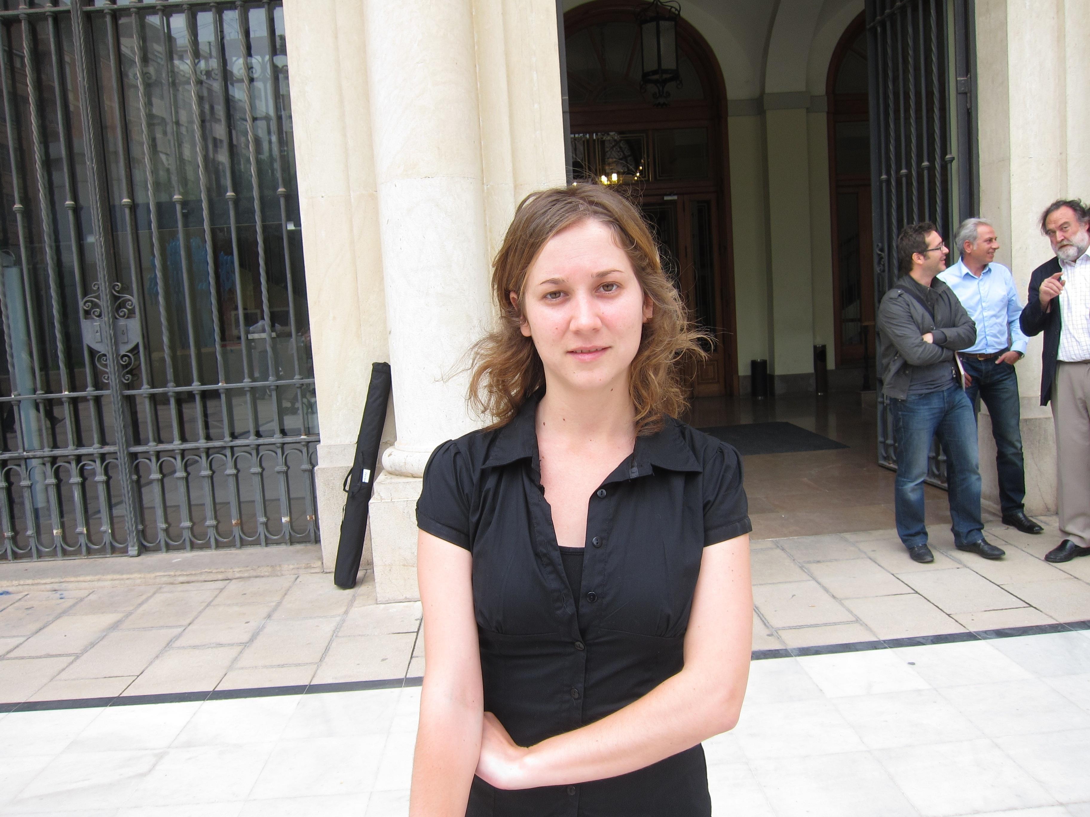 EUPV pide a Fabra que destituya a Blasco como portavoz en la Comisión de Territorio de Corts tras su procesamiento